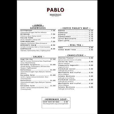 Gratis menu lay-out A4_Pablo_400x400_lay-out