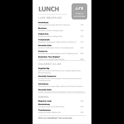 Gratis menu lay-out A4small_JJs_400x400_lay-out